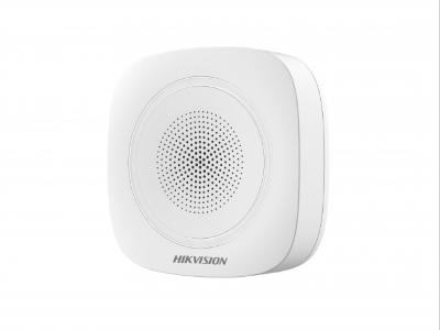 Оповещатель Hikvision DS-PS1-I-WE (Blue Indicator)